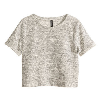 Sweatshirt Top - from H&M