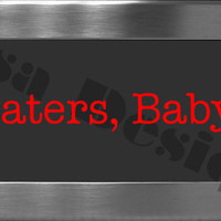 Fifty Shades of Grey inspired Laters Baby vinyl by DisaDesigns