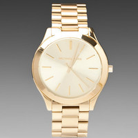 MICHAEL KORS Slim Classic Watch in Gold at Revolve Clothing - Free Shipping!