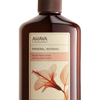 AHAVA ' Mineral Botanic Hibiscus & Fig' Body Lotion