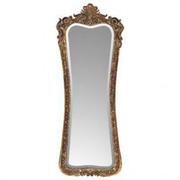 Paragon French Aged Gold Mirror - 8654 - Decor