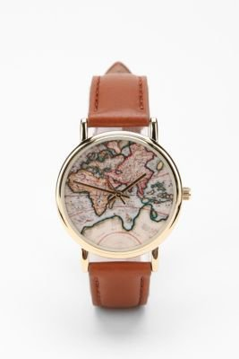 UrbanOutfitters.com > Around the World Leather Watch