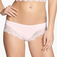 Only Hearts 'So Fine' Lace Hipster Briefs