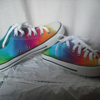 Tie dye shoes  Going Fast by DoYouDreamOutLoud on Etsy