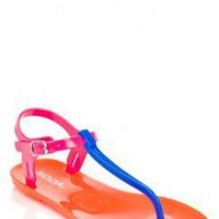 JELLY T-STRAP PERFECT FOR BEACH SANDAL-Sandals-Sexy Sandal, High heel sandals, prom dress sandals, Evening dress sandals, Party Dress sandals, Club Dress sandals, Thong sandals