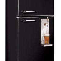 My New Favorite Appliance: Retro Northstar Fridge With Beer Tap