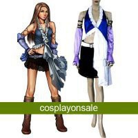 Final Fantasy Xii Yuna Lenne Song Cosplay Costume [TWL111117057] - $79.99 : Cosplay, Cosplay Costumes, Lolita Dress, Sweet Lolita