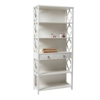 Hayworth Shelf in White | Serena & Lily
