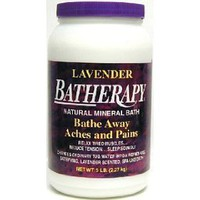 Queen Helene Batherapy Lavender Natural Mineral Bath Bath Minerals And Salts