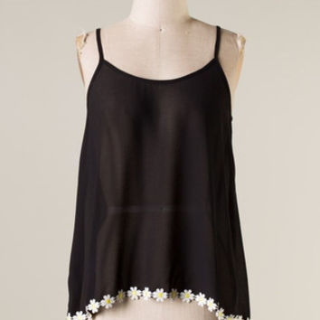Almost Famous Top: Black