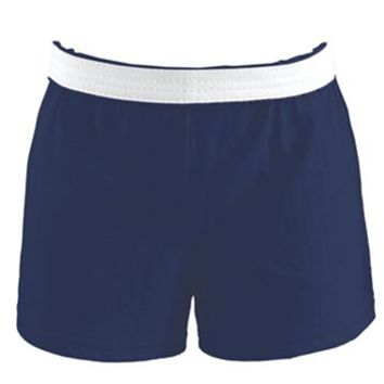 Soffe Fold-Over Shorts - Juniors