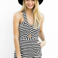 All Stripes Playsuit