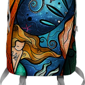 Fathoms Below Backpack
