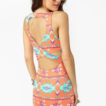 Phoenix Cutout Dress in  Clothes Dresses at Nasty Gal