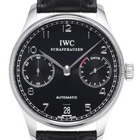 Cheap IWC Portuguese Automatic 7Days IW500109 on sale.