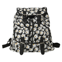 Daisy Slouch Backpack