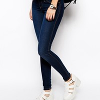 Dr Denim Kissy Mid Waist Jeggings