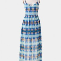 Running Waters Maxi Dress