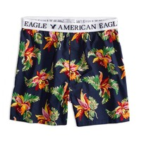AE TROPICAL FLORAL BOXER