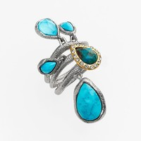 Alexis Bittar 'Elements - Cholulian' Charm Stack Ring | Nordstrom