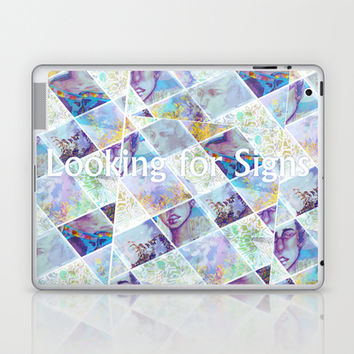 Looking for Signs Laptop & iPad Skin by Ben Geiger