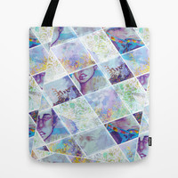 Looking for Signs Tote Bag by Ben Geiger