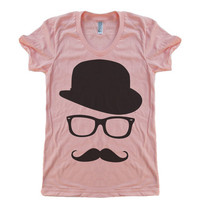 Women&#x27;s Mustache Hat 