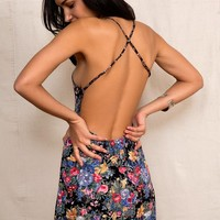 Urban Renewal Open-Back Slip Dress - Urban Outfitters