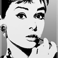 Audrey Hepburn iPhone  iPod Cases by Lynn Lamour | RedBubble