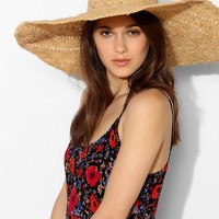 Christy's Hats Fontainebleau Floppy Straw Hat - Urban Outfitters