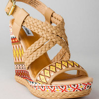 MONACO PRINTED WEDGE