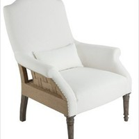 Aidan Gray - Portia Chair in White - CH86