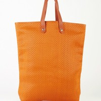 Hermes Orange Ahmedabad Tote