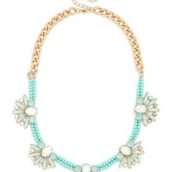 Mint Fan Collar