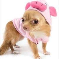 Pig Costume for Dogs