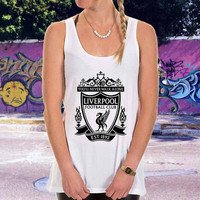 liverpool logo for men,women,tank top