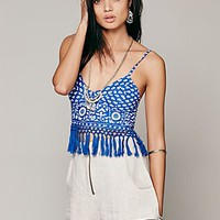 Free People FP ONE Eastern Fringe Bralette