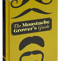 The Moustache Grower?s Guide | Mod Retro Vintage Books | ModCloth.com