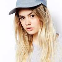 ASOS Denim Cap