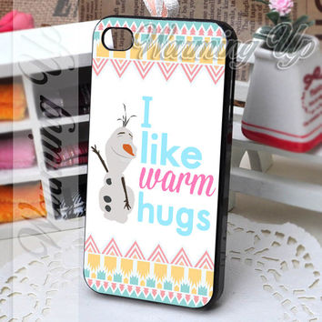 Warm hug Aztec - IPhone 4/4s/5/5s/5c - iPod 4/5 - Samsung Galaxy s3 i9300/s4 i9500 - Case