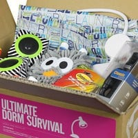 Ultimate Dorm Survival Kit  - Grad Gifts - Gifts + Kits