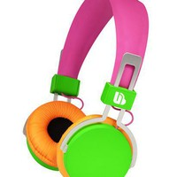 Neon Over Ear Headphones - Grad Gifts - Gifts + Kits