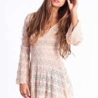 Woodstock Dreams Lace Dress