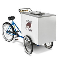 The Genuine Good Humor Ice Cream Cart