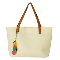 Retro Fashion Women's Tote PU Leather Shoulder Bag Handbag Shopper