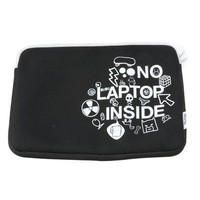 No Laptop Inside Laptop Sleeve - Grad Gifts - Gifts + Kits