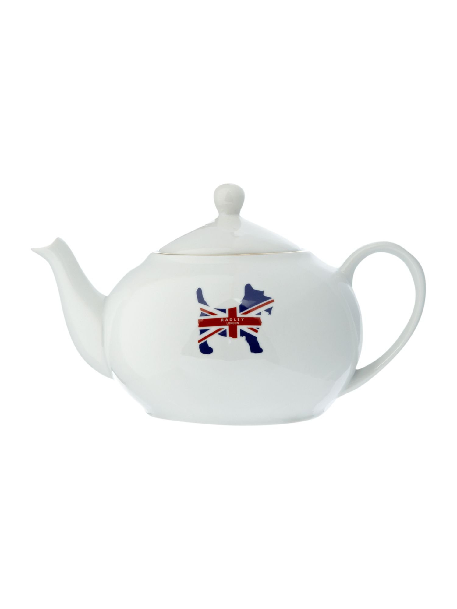 Radley Union jack tea pot - House of Fraser