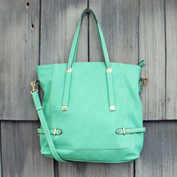 The Sea Spell Tote - Mint
