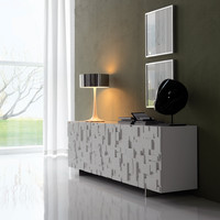 Modern Contemporary Designer Labyrinth Sideboard by Cattelan Italia