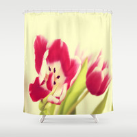 Spring - JUSTART © Shower Curtain by JUSTART  * Syl *